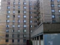 Samara, hostel Самарского государственного архитектурно-строительного университета, №4, Partizanskaya st, house 56