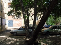Самара, улица Партизанская, дом 62. общежитие