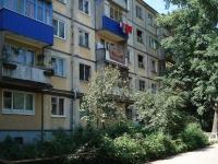 Samara, st Partizanskaya, house 72. Apartment house