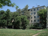neighbour house: st. Partizanskaya, house 76. Apartment house