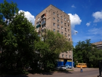 neighbour house: st. Partizanskaya, house 110. Apartment house