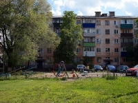 neighbour house: st. Partizanskaya, house 116. Apartment house