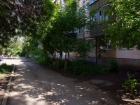 Samara, Partizanskaya st, house 116. Apartment house