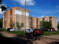 neighbour house: st. Partizanskaya, house 118А. Apartment house