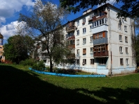 neighbour house: st. Partizanskaya, house 122. Apartment house