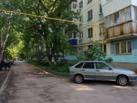 Samara, Partizanskaya st, house 122. Apartment house