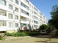 Zhigulevsk, Fadeev st, house 23. Apartment house