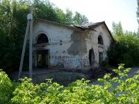 Жигулевск, улица Шевченко. аварийное здание