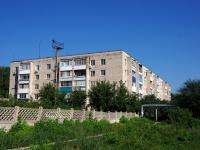 neighbour house: st. Shevchenko, house 1. Apartment house