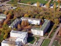 Zhigulevsk, Shevchenko st, house 3. Apartment house