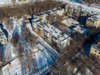 Жигулевск, улица Шевченко, дом 5. многоквартирный дом