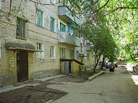Zhigulevsk, Energetikov st, house 26. Apartment house