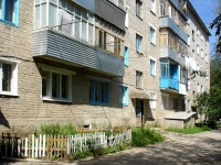 Zhigulevsk, Energetikov st, house 28. Apartment house