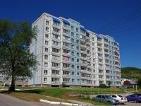 Жигулевск, улица Парковая, дом 18. многоквартирный дом