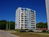 Жигулевск, улица Парковая, дом 22. многоквартирный дом