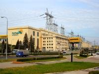 Жигулевск, Московское шоссе, дом 2. уникальное сооружение Жигулевская ГЭС