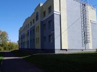 Жигулевск, улица Морквашинская, дом 23. многоквартирный дом