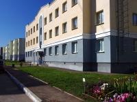 Жигулевск, улица Морквашинская, дом 25. многоквартирный дом