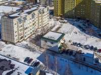 """Жигулевск, улица Морквашинская, дом 33. торговый центр """"Элен"""""""