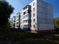 neighbour house: st. Morkvashinskaya, house 3А. Apartment house