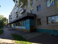 neighbour house: st. Morkvashinskaya, house 3. Apartment house