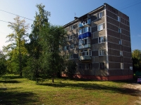 neighbour house: st. Morkvashinskaya, house 8. Apartment house