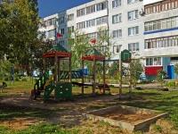 Zhigulevsk, Morkvashinskaya st, house 15. Apartment house