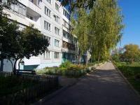 志古列夫斯科, Morkvashinskaya st, 房屋 15. 公寓楼