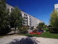志古列夫斯科, Morkvashinskaya st, 房屋 35. 公寓楼