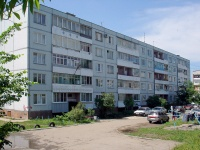 neighbour house: st. Morkvashinskaya, house 47. Apartment house