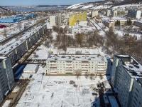 Zhigulevsk, Morkvashinskaya st, house 47. Apartment house