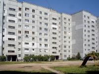 志古列夫斯科, Morkvashinskaya st, 房屋 49. 公寓楼