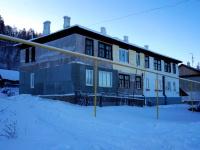Жигулевск, улица Приволжская (с. Зольное), дом 11. многоквартирный дом