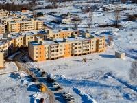 志古列夫斯科,  , house 15. 公寓楼