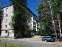 Жигулевск, мкр В-1, дом 4. многоквартирный дом