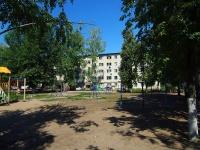 Жигулевск, мкр В-1, дом 7. многоквартирный дом