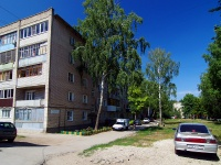 Zhigulevsk, V-1 , house 10. Apartment house