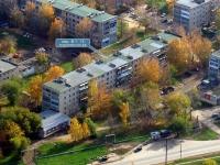 Жигулевск, мкр В-1, дом 13. многоквартирный дом