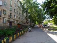 Жигулевск, мкр В-1, дом 14. многоквартирный дом