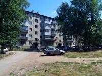 Жигулевск, мкр В-1, дом 16. многоквартирный дом