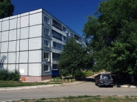 Zhigulevsk, V-1 , house 28. Apartment house