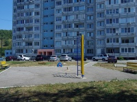 Zhigulevsk, V-1 , house 37. Apartment house
