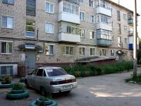 Жигулевск, мкр Г-1, дом 1. многоквартирный дом