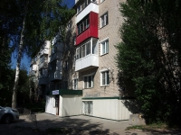Zhigulevsk,  G-1, house 1. Apartment house