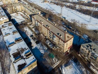 Zhigulevsk, G-1 , house 4. Apartment house