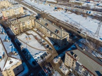 Zhigulevsk, G-1 , house 6. Apartment house