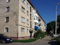 Zhigulevsk, G-1 , house 8. Apartment house