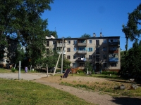 Zhigulevsk, G-1 , house 10. Apartment house