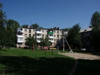 Zhigulevsk, G-1 , house 10. Apartment house