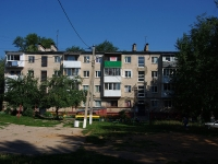 Zhigulevsk,  G-1, house 10. Apartment house